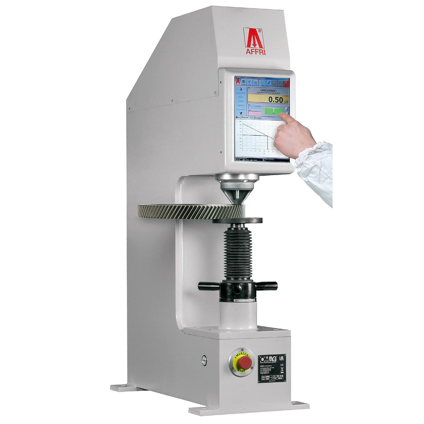 AFFRI Hardness Tester LD3000 AF