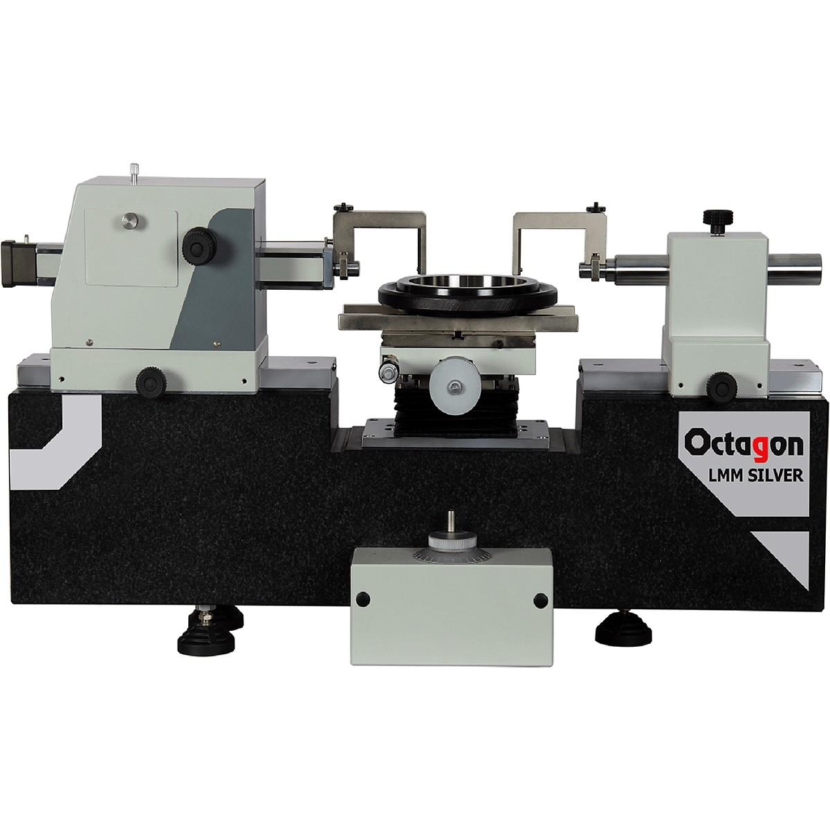 OCTAGON Universal Length Measuring Machine Model LMM Silver