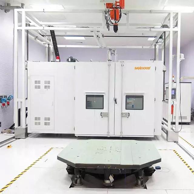 SANWOOD AGREE Test Chamber