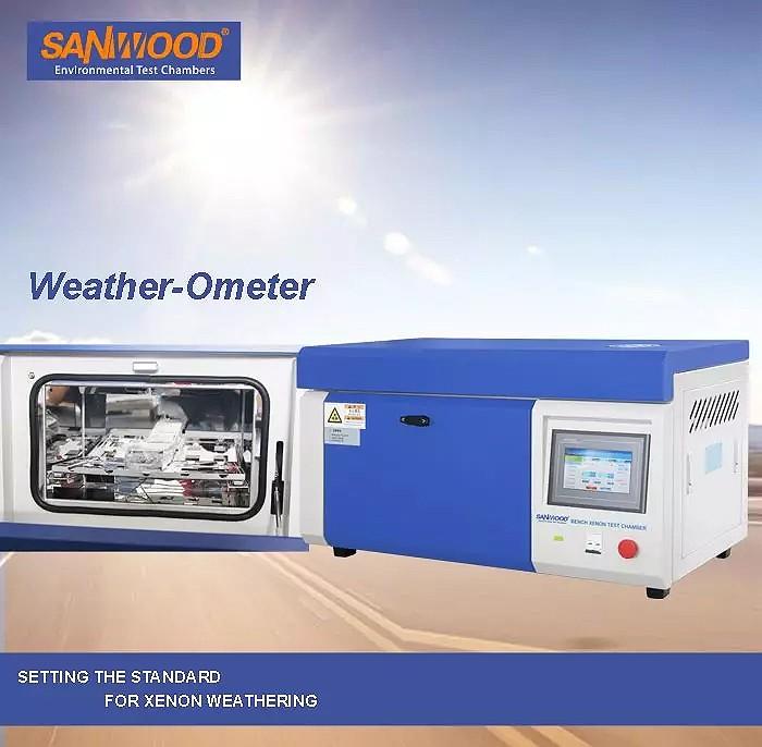 SANWOOD Bench-Top Xenon Lamp Chamber