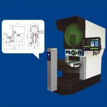 Horizontal Profile Projector HOC400