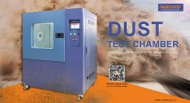 SANWOOD Dust Test Chamber