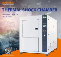 SANWOOD Two Zone Thermal Shock Chamber